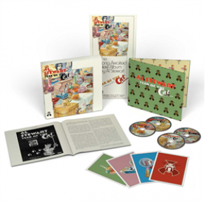 Year Of The Cat: 3CD+1DVD 45th Anniversary Deluxe Edition Boxset