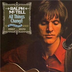 All Things Change - The Transatlantic Anthology 1967-1970