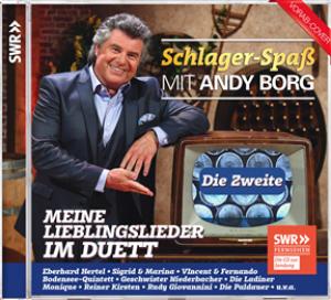 Schlager-Spaß mit Andy Borg - Die Zweite: Meine Lieblingslieder im Duett