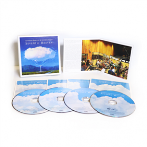 Seventh Heaven: 3CD/DVD Remastered & Expanded Clamshell Boxset