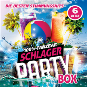 Schlager Party Box (6-CD-Set)