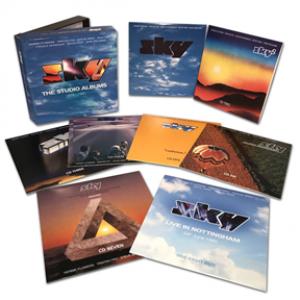 The Studio Albums 1979-1987: 8 Disc Clamshell Boxset