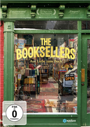 The Booksellers: Aus Liebe zum Buch