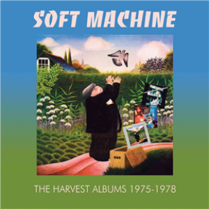 The Harvest Albums 1975-1978: 3CD Remastered Clamshell Boxset Edition