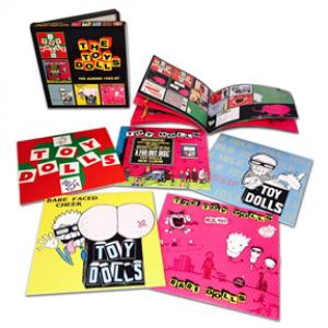 The Albums 1983-87: 5CD Boxset