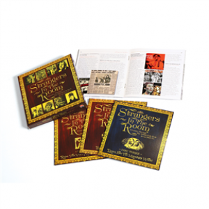 Strangers In The Room - A Journey Through The British Folk Rock Scene 1967-73: 3CD Clamshell Boxset