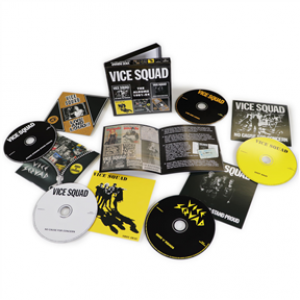 The Albums 1981-84: 5CD Boxset