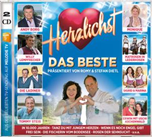 Herzlichst - Das Beste präsentiert von Romy & Stefan Dietl