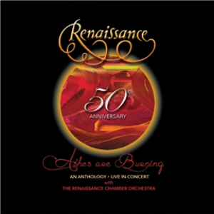 50th Anniversary - Ashes Are Burning:  An Anthology Live Concert (2CD+DVD+BD)