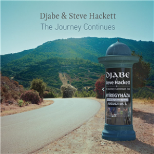 The Journey Continues: 2CD+DVD Digipack