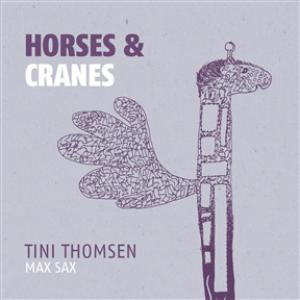 Horses & Cranes