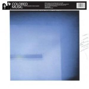 Colored Music (LP)