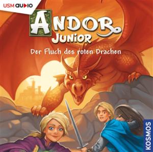 Andor Junior Folge 1: Fluch des roten Drachen
