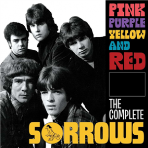 Pink Purple Yellow And Red - The Complete Sorrows: 4CD Clamshell Boxset