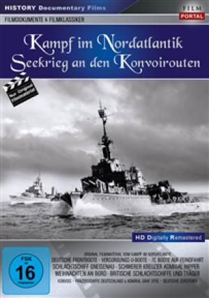 Kampf im Nordatlantik: Seekrieg an den Konvoirouten