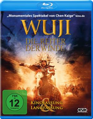 Wu Ji: Die Reiter der Winde (Blu-ray)