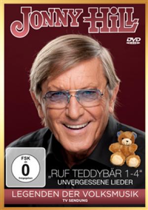 Ruf Teddybär 1-4: Unvergessene Lieder - Legenden der Volksmusik