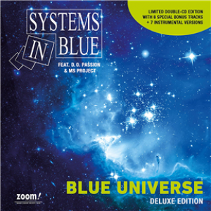 Blue Universe (Deluxe Digipack Edition)