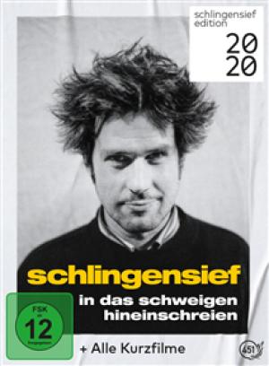 Schlingensief: In das Schweigen hineinschreien (Special Edition mit allen Kurzfilmen und Extras) (2 DVDs)