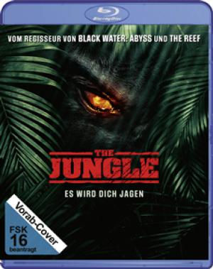 The Jungle: Es wird Dich jagen (uncut) (Blu-ray)