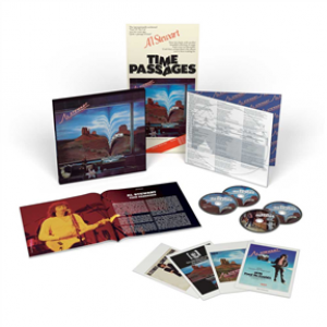 Time Passages: 3CD+DVD Deluxe Edition Box Set