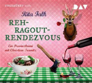 Rehragout-Rendezvous: Der elfte Fall für den Eberhofer