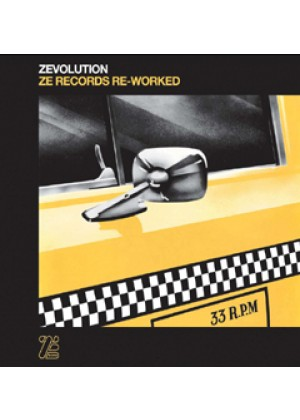 Zevolution - ZE Records Re-edited