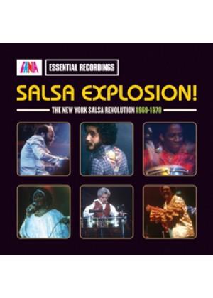 Salsa Explosion The Salsa Revolution