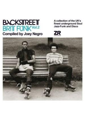 Backstreet Brit Funk Vol.2 compiled by Joey Negro