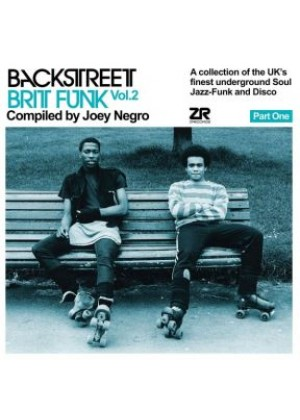 Backstreet Brit Funk Vol.2 compiled by Joey Negro - Part One