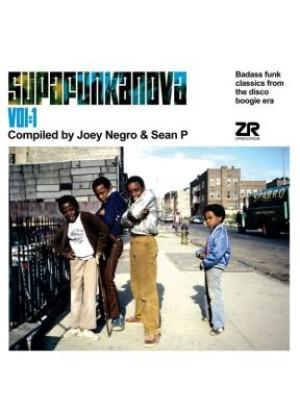 Supafunkanova V1 Compiled by Joey Negro & Sean P