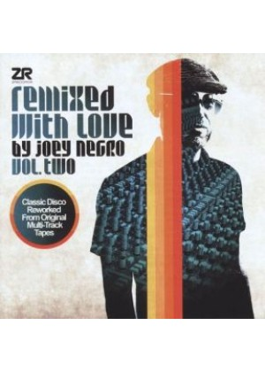 Remixed with Love by Joey Negro V2