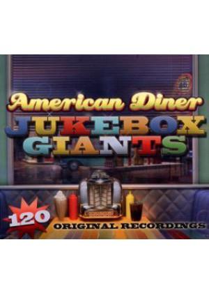 American Diner-Jukebox Giants