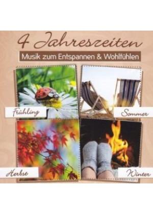 4 Jahreszeiten: Musik zum Entspannen & Wohlfühlen