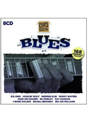 Blues Big Box: 168 Original Tracks