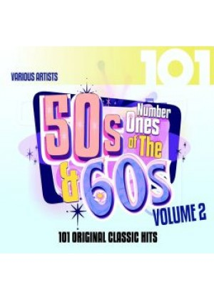 101: Number 1s of the 50s and 60s Volume 2