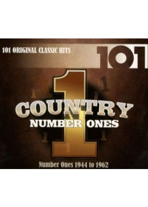 101: Country Numer Ones 1944-1962
