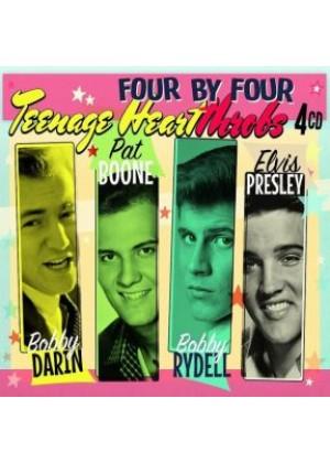 Four by Four: Teenage Heartthrobs