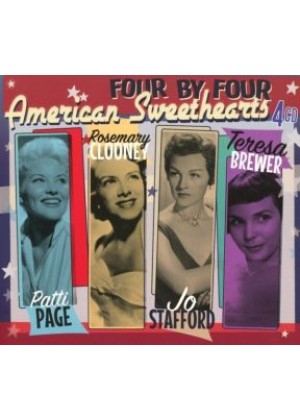 Four by Four: American Sweethearts