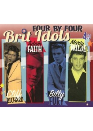 Four by Four: Brit Idols