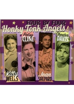 Four By Four: Honky Tonk Angels