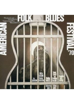 American Folk Blues Festival '70