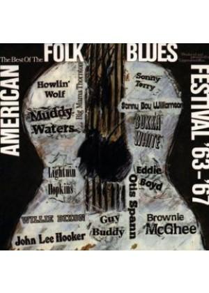 American Folk Blues Festival '63 -'67