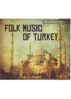 Folk of Turkey - Recorded in 1953
