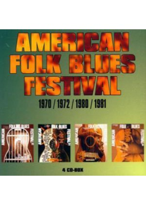 Americ.Folk Blues Fest.1970-81