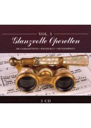 Glanzvolle Operetten Vol.1