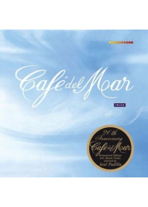 Cafe Del Mar Vol.1 (20th Anniversary Edition)