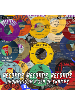 Records, Records, Records: Drowning In A Sea Of Cramps