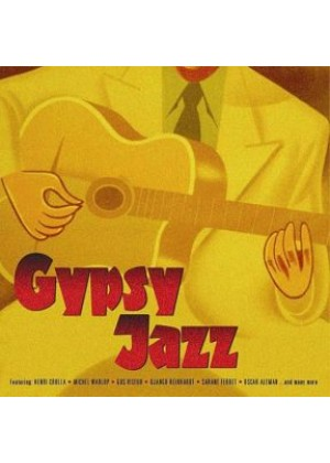 Gypsy Jazz (Red Vinyl)