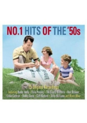 No. 1 Hits of the 50s